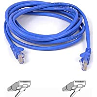 BELKIN 20FT CAT6 BLUE SNAGLESS RJ45 M/M PATCH CBL / A3L980-20-BLU-S /