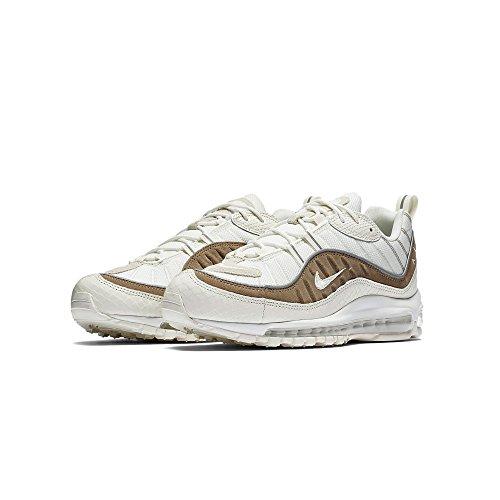 Nike Air Max 98 Se Eksotiske Skind Ao9380-100 Os Størrelse 10 jSTdB