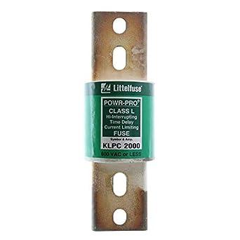 UL Class-L Time-Delay Fuse