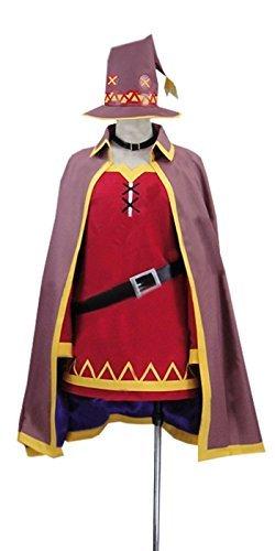 CosEnter Kono Subarashii Sekai Ni Shukufuku Wo Megumin Uniform Cosplay by CosEnter (Image #1)