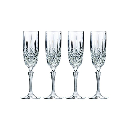 Marquis By Waterford Marquis by Waterford Markham Champagne Flute, Set of 8 by waterford