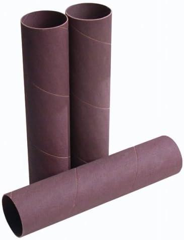 4 sleeves Jet 575891 6-Inch Long Aluminum-Oxide Hard Sanding Sleeve 1//4-Inch Diameter 60 Grit