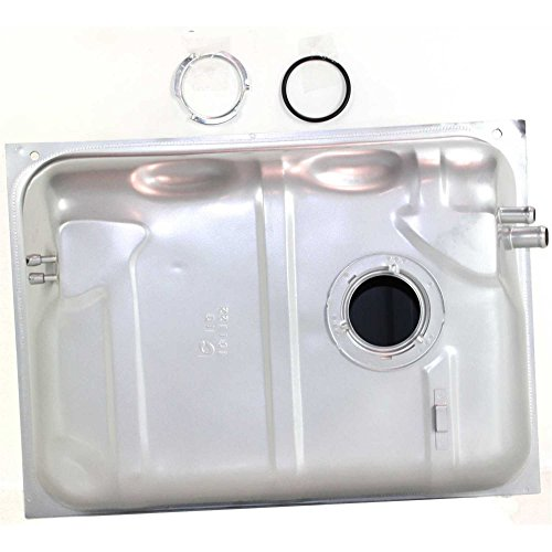 (Fuel Tank for Jeep Wrangler 87-90 6Cyl Large Gauge Hole 3-1/8 15 Gallon Capacity/57)