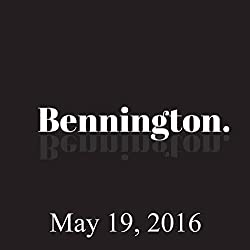 Bennington, Barry Crimmins, May 19, 2016