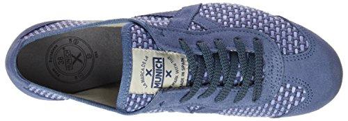 Munich Osaka, Zapatillas para Mujer Azul (Azul)