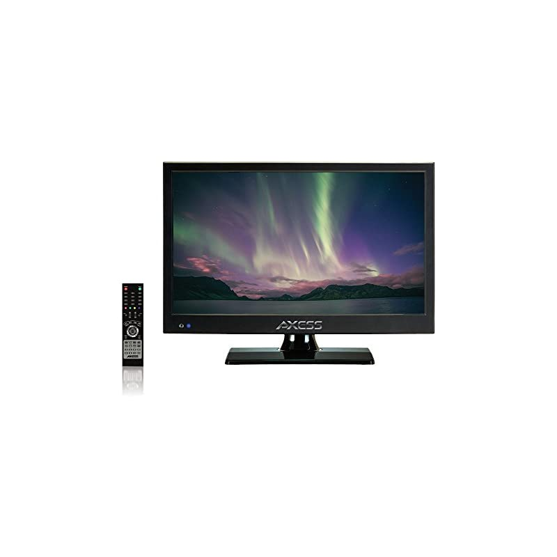 AXESS TV1705-19 19-Inch LED HDTV, Featur