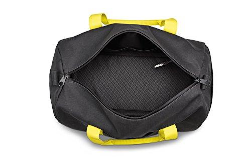 MINI Duffle Bag Colour Block Lemon