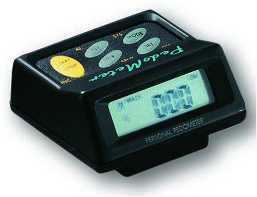 TFA Dostmann 42.2000 Podomètre électronique multifonction   B000I4FCHO