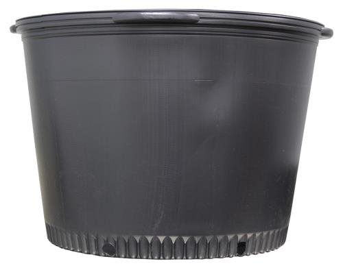 Blow Molded Nursery Pot 25 Gallon by White Ridge