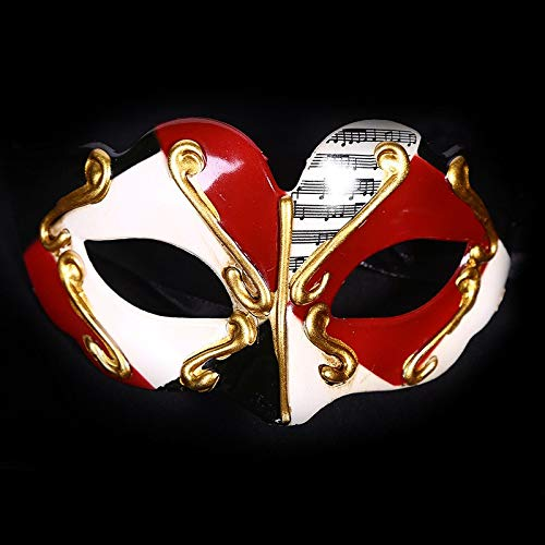 Party Masks - 1pcs Halloween Masks Adult Women Men Eye Mask Party Cosplay Costumes Carnival Anonymous - Wear Gold Lace Adults Headbands Stick Superhero Masks Bulk Women Masquerade Capes -