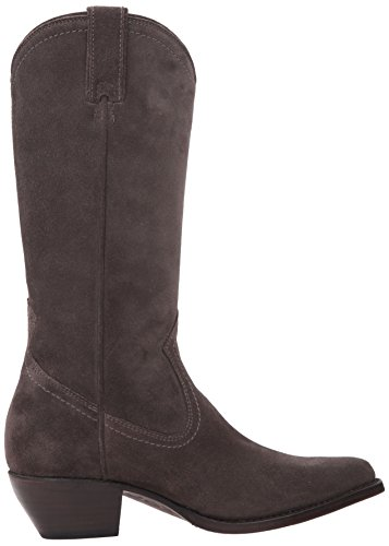 Frye Women's Sacha Tall Western Boot, Cashew Smoke