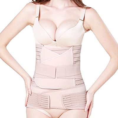 3 in 1 Postpartum Support - Recovery Belly/waist/pelvis Belt Shapewear Waist Belts