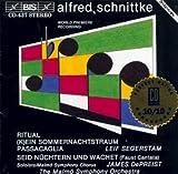 : Schnittke: Faust Cantata / Ritual / (K)ein Sommernachtstaum / Passacaglia