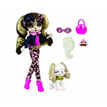 Pinkie & Lil' Pinkie in Beverly Hills from Pinkie Cooper and Jet Set Pets Doll