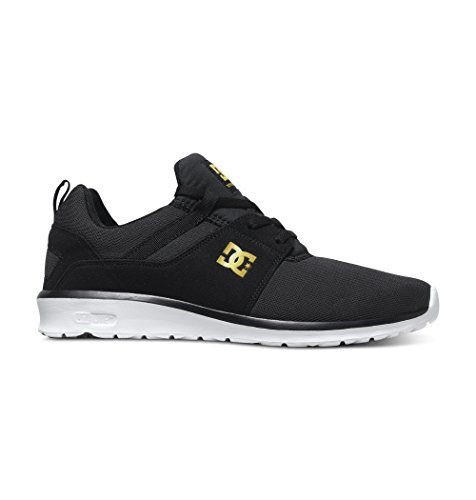 Negro J Mujer Dc Se Zapatilla Heathrow Shoes gold black Baja tYrwY0q