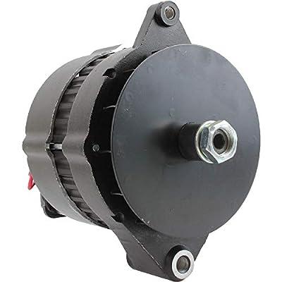 DB Electrical AMO0038 New Alternator For John Deere, Excavator, Marine, Feller Buncher, Crawler 655 655B 750 750B 755 755B, Excavator 290 290D 490 490D 495D PL110-486 AT115049 AT125430 RE28186 TY6679: Automotive