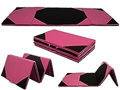 Thick Folding Gymnastics