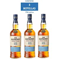 Whisky The Glenlivet Founder'S Reserve Single Malt 3 botellas de 750 Ml c/u