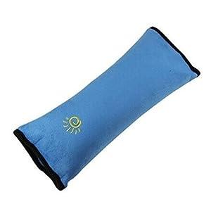 panlom® Lot de 2 coussinets pour ceinture de sécurité de voiture bandoulière confortable Housses coussin pour n'importe quelle voiture
