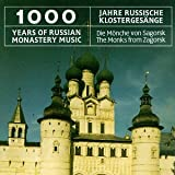 1000 Years of Russian Monastery Music