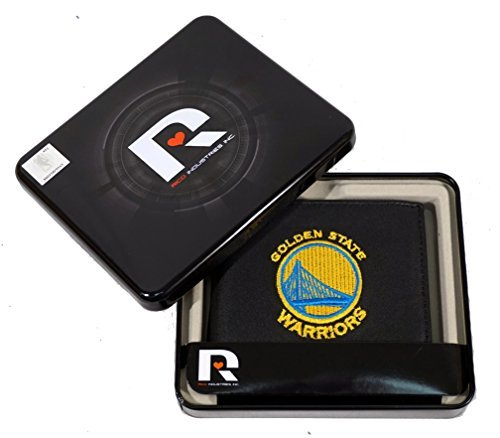 Rico Industries Golden State Warriors Embroidered Billfold by Rico Industries