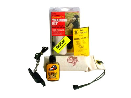 Pete Rickard's Puppy Training Duck Scent Kit