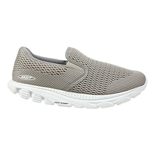Mbt Mens Speed 17 Slip Op M Sneaker Taupe