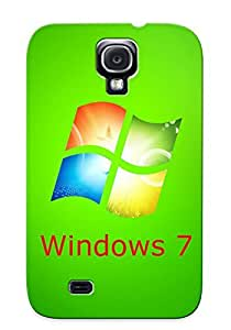 New Style Case Cover TsJbBuz2157reAmo Windows 7 Compatible With Galaxy S4 Protection Case