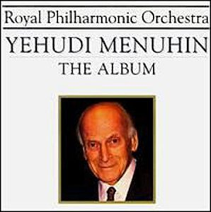 UPC 015095285720, Yehudi Menuhin - The Album
