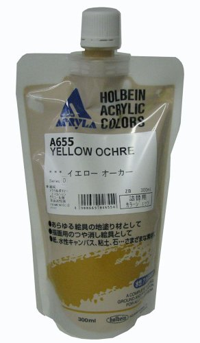 Gesso 300ml Yellow Ochre ()