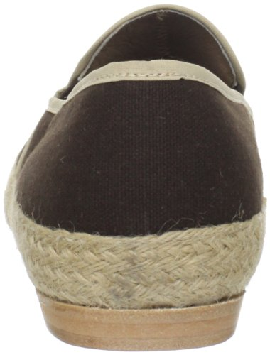 Jd Fisk Mens Jeeves Chocolate Chocolate Canvas