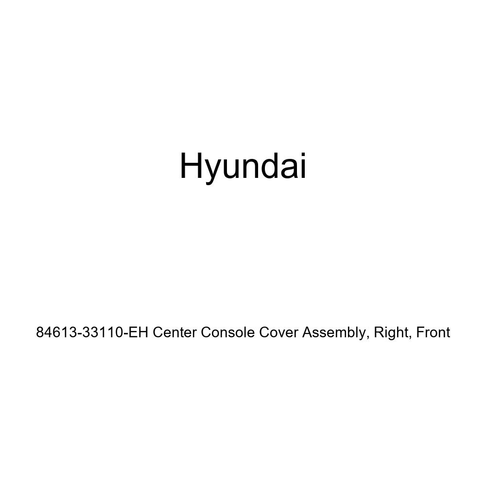 Right Front Genuine Hyundai 84613-33110-EH Center Console Cover Assembly