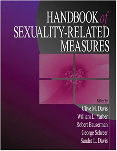 Handbook of sexuality-related measures download