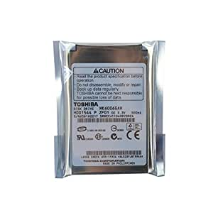 "Toshiba MK6006GAH - Disco duro (IDE/ATA, 60 GB, 4,57 cm (1.8""), 0.2W, 1.4W, 1.4W) Plata"