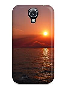 Galaxy S4 Cover Case - Eco-friendly Packaging(morning Sunrise)