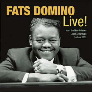 Legends of New Orleans: Fats Domino Live