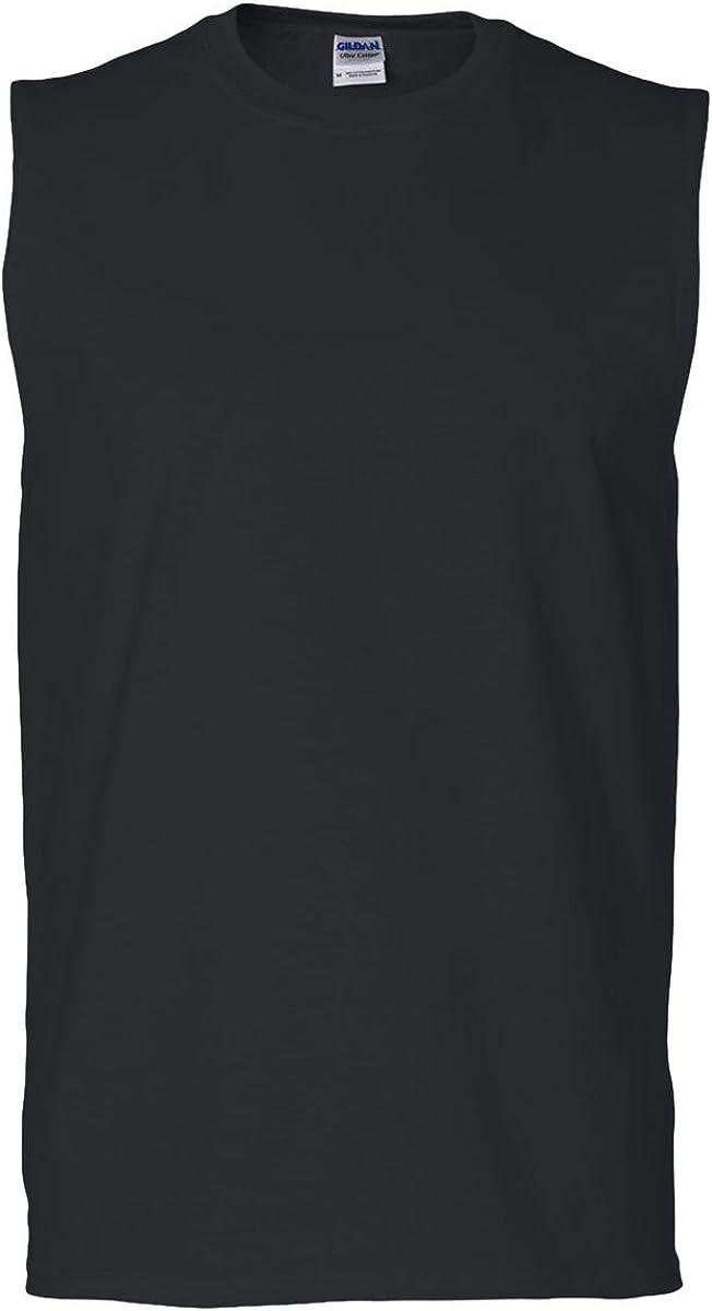 Gildan G270 6.1 oz Ultra Cotton Sleeveless T-Shirt