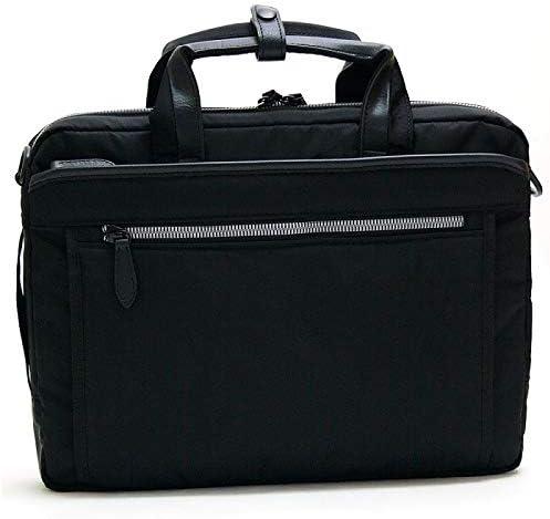 ビジネスバッグ メンズ A4ファイル対応軽量撥水PC用ポケット付きUR多機能ビジネスバッグ