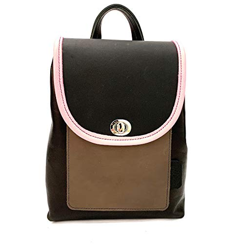 98a40bd34783 Amazon.com: Strey Designs- Small Leather Backpack-Three-way ...