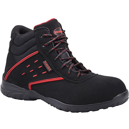Paredes sp5015NE47lantano–Zapatos de seguridad S3talla 47NEGRO