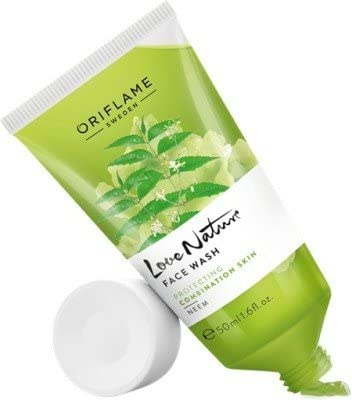Oriflame fairness face wash for oily skin