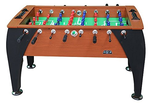 "KICK Legend 55"" in Foosball Table (Brown)"