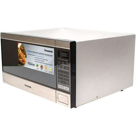 Amazon.com: Panasonic nn-sn744s 1.6 Cu ft Horno de ...