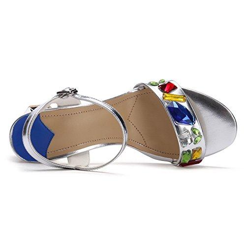 1TO9 , Sandales pour femme silver