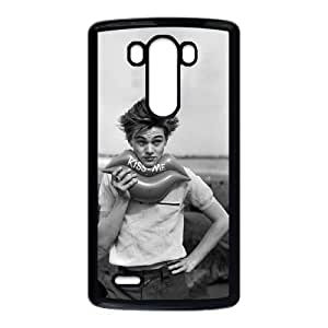 Leonardo Dicaprio 001 LG G3 Cell Phone Case Black TPU Phone Case RV_665865