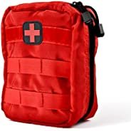 First Aid Bag Outdoor Medicine Storage Bag Waterproof Medicine Backpack Organizer for Camping Hiking