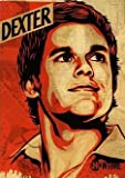 Dexter Power-Saw to the People Giant Poster 39 x 54in