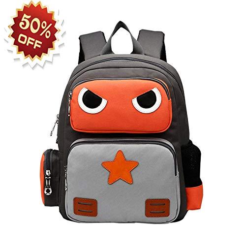 326a161f8a74b RUIPAI Cartoon Schoolbag Unisex Bag Unique Robot Model Backpack Comporable  Breathable Children Back Pack