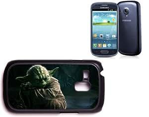 Samsung Galaxy S3 Mini Hard Case with Printed Design Yoda