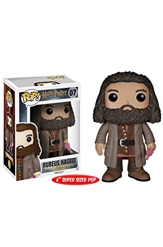 "Funko POP Movies: Harry Potter - Rubeus Hagrid 6 "" Action Fi"